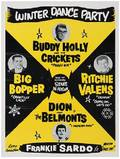 Buddy Holly  The Crickets Winter Dance Party