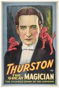 THURSTON HOWARD Thurston The Great Magician The
