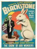 BLACKSTONE HARRY HENRY BOUGHTON Worlds Super