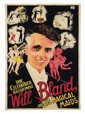 BLAND WILL The Celebrated Illusionist Will Bland and