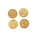 Us 250 gold coins