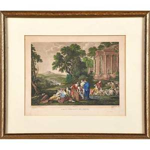 19th c french engravings