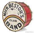 Leedy bass drum