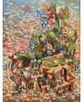 DIMITRI PETROV RUSSIANAMERICAN 19191986 Mystic Abstraction