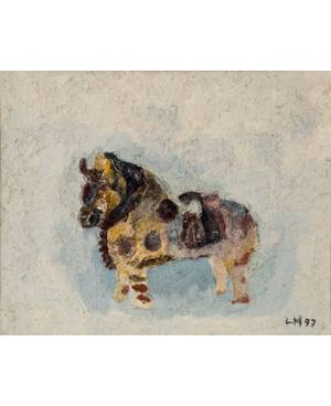 LEV MESHBERG RUSSIAN 19332007 Bull