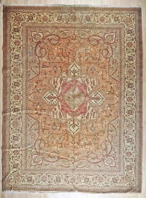Contemporary Persian carpet