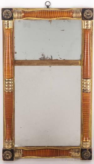 Federal mirror ca 1830