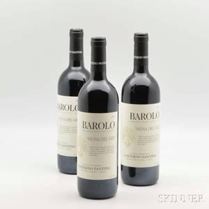 Fantino Barolo Vigna del Gris 2010 12 bottles oc
