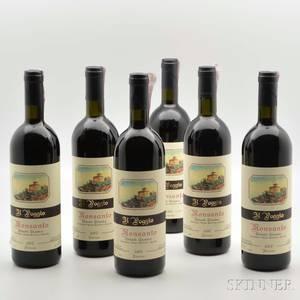 Monsanto Chianti Classico Riserva Il Poggio 1997 6 bottles