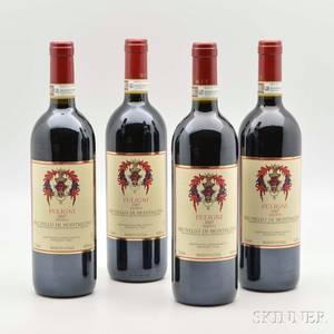 Fuligni Brunello di Montalcino Riserva 2007 12 bottles oc