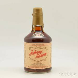 Johnnie Drum 15 Years Old 1 750ml bottle