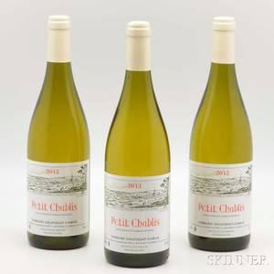 Dauvissat Camus Petit Chablis 2013 12 bottles oc