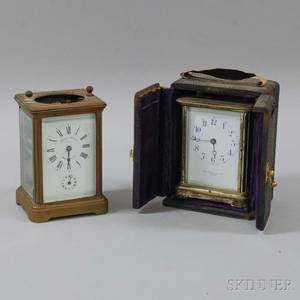 Chelsea Carriage Clock