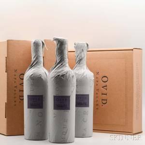 Ovid Proprietary Red 2011 9 bottles 3 x oc