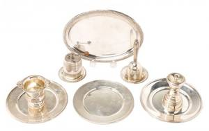 Collection of Ten Assorted Sterling Silver Pieces