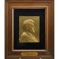 Tiffany studios bronze plaque