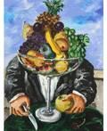 NATALIA NESTEROVA RUSSIAN B1944 Man with Fruit