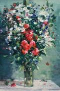 Gaston Sebire French 19202001 Floral