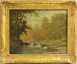 James Brade Sword American 18391915 The Anglers