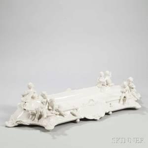 KPM BlancdeChine Porcelain Table Plateau