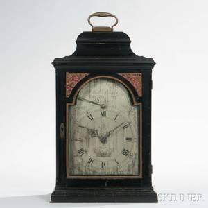 William Doughty Musical Bracket Clock