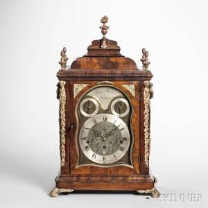 Benjamin Barber Musical Bracket Clock