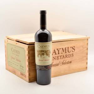 Caymus Special Selection 1997 6 bottles owc