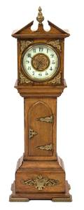 A Miniature Grandfather Clock