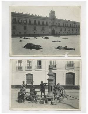 Mexican Revolution Ramos Osuna A group of 28
