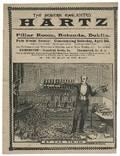 Pictorial Brochure for The Modern Cagliostro Hartz