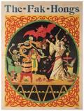 Conjuring Spirits Stock Poster