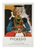 Exhibition Posters Mourlot Picasso 87 Gravures