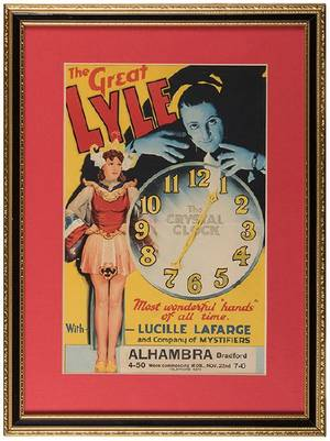 The Great Lyle The Crystal Clock