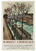 Exhibition Posters Mourlot Lot of Six Posters for