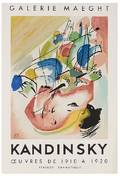 Exhibition Posters Kandinsky Wassily A Group of