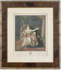 Two engravings of Napoleon