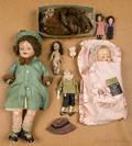 P  B Doll Co  RockMeBaby  in original cradle box