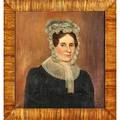 Early 19th c american portraits