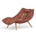 Adrian pearsall attr lounge chair