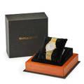 Gentlemans baume  mercier yellow gold watch