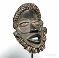 Danstyle Carved Deangle Mask
