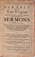 Shepard Thomas 16051649 The Parable of the Ten Virgins