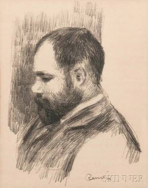 PierreAuguste Renoir French 18411919 Ambroise Vollard