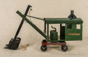Buddy L pressed steel  Dandy Digger