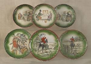 Six Haynes Pottery