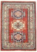 Small Hand Woven Kazak Throw Rug 2 10 x 2