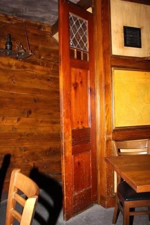 Pair of Antique Entry Doors