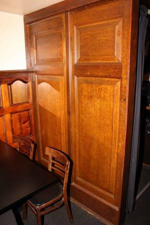 Raised Panel Divider from Lloyds of London