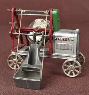 Kenton cast iron  Jaeger  cement mixer