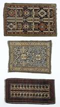 Two Caucasian mats ca 1900
